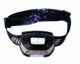 USB Port와 Inductive Switch를 가진 재충전용 Running Headlamp