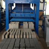 Zcjk Qty4-15 construisant la machine creuse de brique