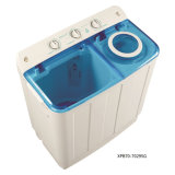 Qishuai Model Xpb70-7029sg를 위한 7.0kg 쌍둥이 Tub 상단 Loading Washing Machine