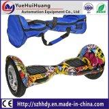 patín eléctrico de Hoverboard de la vespa del balance del uno mismo de las ruedas 10inch dos