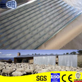 Galvanisiertes Corrugated Steel Sheet für Roofing Sheet