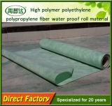 Membranes de imperméabilisation de polyéthylène de polymère élevé