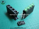 Soporte plástico electrónico del espaciador del aislante LED