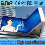 Panneau d'écran visuel extérieur du prix usine P8 DEL