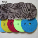 Cp-1 Diamond Copper Polishing Pad for Sandstone