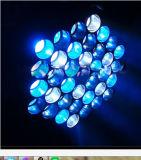 LED 세척 이동하는 맨 위 빛