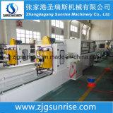 Línea plástica de la protuberancia del tubo para el tubo del HDPE PPR del PVC