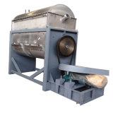 産業ステンレス鋼の水平のミキサーのプラスチック粉の混合機