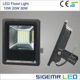 Prezzi competitivi dell'indicatore luminoso di inondazione del LED 10W SMD