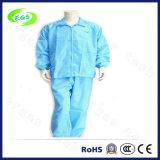 Chemises de DÉCHARGE ÉLECTROSTATIQUE de polyester et jupes antistatiques de pantalons (EGS-21)