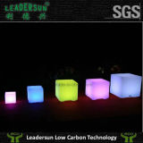 Cube extérieur en éclairage LED de meubles de Tableau de décoration (Ldx-C03)