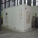 генератор 750kVA охлаженный водой супер молчком тепловозный с Чумминс Енгине