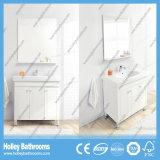 Тщета ванной комнаты твердой древесины американской новой конструкции классицистическая с 3 дверями (BV215W)