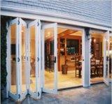2016 Hot Sale Beautiful Design Aluminum Tempered Glass Sliding Doors for Living Room