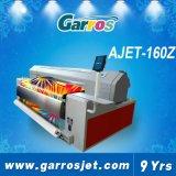 Impresora de la materia textil de la correa de Garros el 1.6m 1440dpi Digitaces con las cabezas de impresora piezoeléctricas industriales dobles