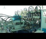 Machine de moulage de chaussure de couleur d'EVA de poussoir en plastique simple d'injection