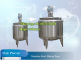 Steel inoxidable High Shear Emulsification Tank pour Shampoo