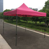 3x3m la tapa rosada al aire libre surgen el gazebo plegable Toldo