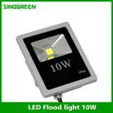 Luz de inundação 10W do diodo emissor de luz do Ce
