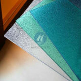 Polycarbonate Corrugated Sheet PC Embossed Panel