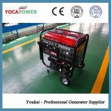 generador de la gasolina de 50Hz/60Hz 4kVA con el compresor del soldador y de aire