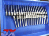 Pièces de rotation de commande numérique par ordinateur de laiton en acier en aluminium d'acier inoxydable d'OEM de bonne qualité