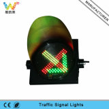 Toll Station Stop Go Orientação LED Traffic Signal Light
