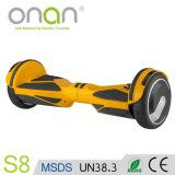 Selbst, der elektrischen Roller, Hoverboard Fabrik balanciert