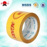 Cinta adhesiva de BOPP impreso el logotipo impreso de la cinta