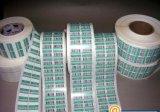 Etiqueta de etiqueta auto-adesiva