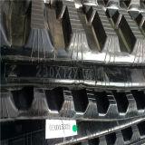 Trilha de borracha pequena para as máquinas escavadoras de Yanmar/Yuchai… (230*72*45)