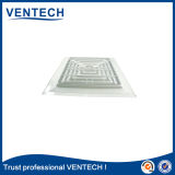 Quadratischer Decken-Luft-Diffuser (Zerstäuber), HVAC-Luft-Diffuser (Zerstäuber), Air-Terminal für Klimaanlage (SCD-VA)