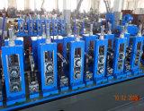 Wg76は機械を作る高周波管をまっすぐ継ぎ合わせる