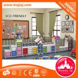 Escaninhos de armazenamento modelo plásticos do jardim de infância do gabinete do grande tamanho