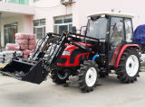 65HP 70HP 75HP Farm Tractor Manufacturer met Front End Loader