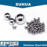 3.175mm 1/8 '' de esfera de aço inoxidável para a esfera contínua da máquina do café