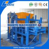 Le bloc de la machine à paver Qt4-15 moule la machine de brique de la colle