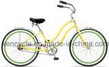 bicicletta dell'incrociatore della spiaggia 24inch/signora Beach Cruiser Bicycle/bicicletta dell'incrociatore spiaggia della ragazza