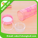 PlastikBottle Manufacturers mit Cup Cover Water Bottle (SLF-WB027)