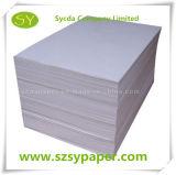 Papier de bonne qualité de Woodfree de feuille/roulis