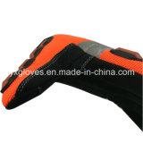 Le mécanicien Gant-Fonctionnent les gants antivibrations de travail de Gant-Salut-Force de Gant-Sûreté - gant robuste