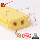 Изготовленный на заказ теплостойкmNs тип профиль u силиконовой резины/набивка печи