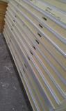 quarto Panels do plutônio Customized Cold de 100mm; Superfície do aço da cor