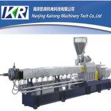 Belüftung-Doppelschrauben-Granulierer-Plastiktabletten-Produktions-Maschinen-Zeile