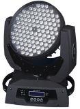 Luz principal móvil de la arandela de la pared de la alta calidad 108PCS RGBW