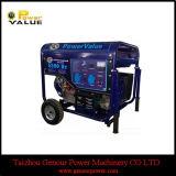 2014 손잡이 Bar와 Wheel 2kw 60Hz Generator (ZH2500-EP)