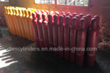 Zylinder des Acetylen-8L/10L/12L (Standard ISO3807-1)
