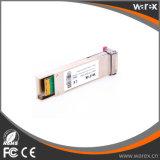 CISCO XFP-10GER-OC192IR Compatible 10GBase Ethernet et OC-192 / STM-64 / 10G SONET IR LC, 40 Km, 1550 nm émetteur-récepteur XFP.