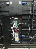 Ecrã magro da tela do diodo emissor de luz do alumínio P5 640X640 milímetro