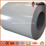 Bobine en aluminium enduite d'une première couche de peinture pour l'ACP (AF-406)